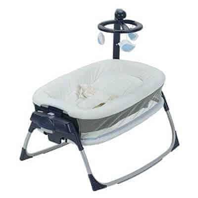 Graco Pack 'n Play yard bassinet for baby