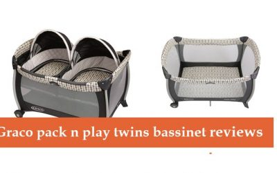 Graco Pack N Play Twins Bassinet Reviews [ Updated: 2020 ]
