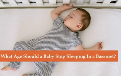 At What Age Should a Baby Stop Sleeping In a Bassinet?
