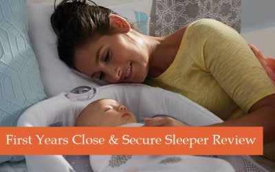First Years Close & Secure Sleeper Review (Updated 2019)