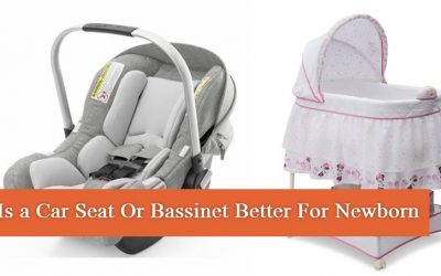 Is a Car Seat or Bassinet Better for Newborn Baby?