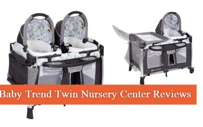 Baby Trend Twin Nursery Center Reviews (Hidden Feature)