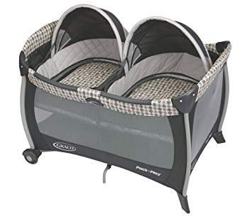 graco twin pack n play reviews