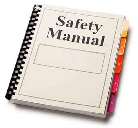 Bassinet instruction safety manual