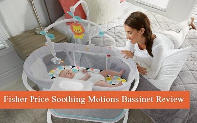 Fisher Price Soothing Motions Bassinet Review [Feature you Love]