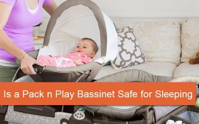Is a Pack n Play Bassinet Safe for Sleeping?