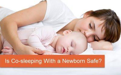 Is Co-sleeping With a Newborn Safe? [Few things to Know]