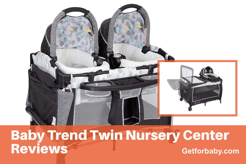 Baby Trend Twin Nursery Center Reviews