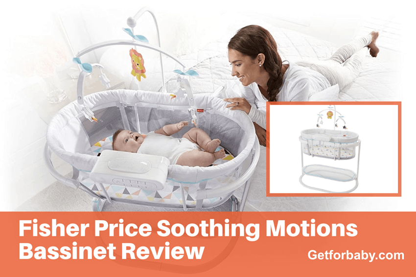 Fisher Price Soothing Motions Bassinet Review