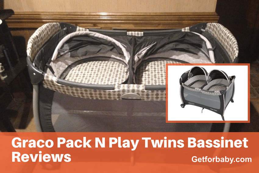 Graco Pack N Play Twins Bassinet Reviews