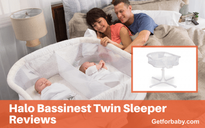 Halo Bassinest Twin Sleeper Reviews [ 5 Reason to Buy ]
