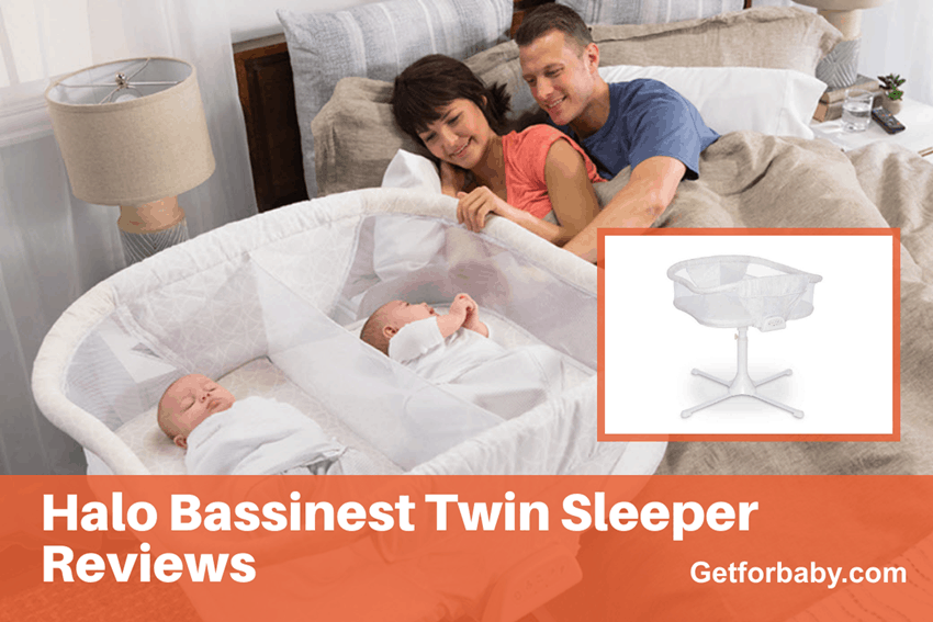 Halo Bassinest Twin Sleeper Reviews