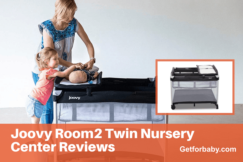 Joovy Room2 Twin Nursery Center Reviews