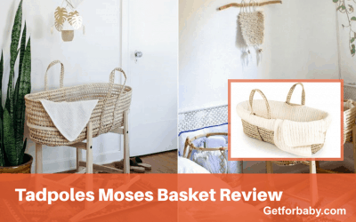 Tadpoles Moses Basket Reviews [Update 2020]