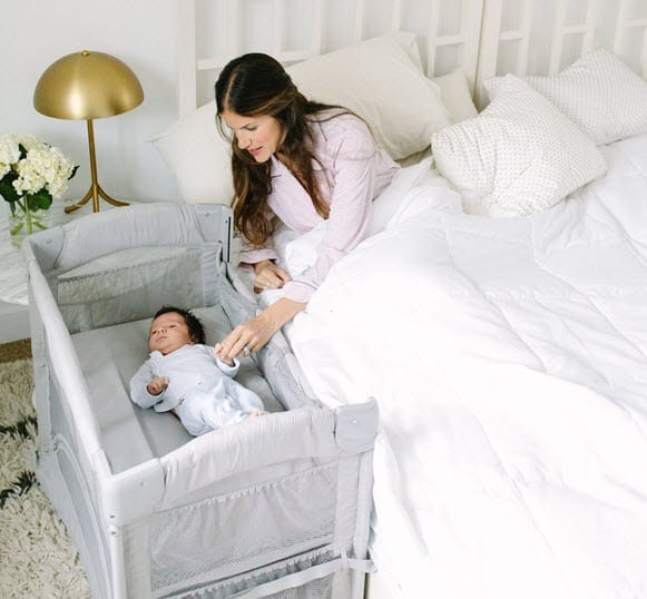 Arm's Reach Concepts 3-in-1 Bedside Bassinet