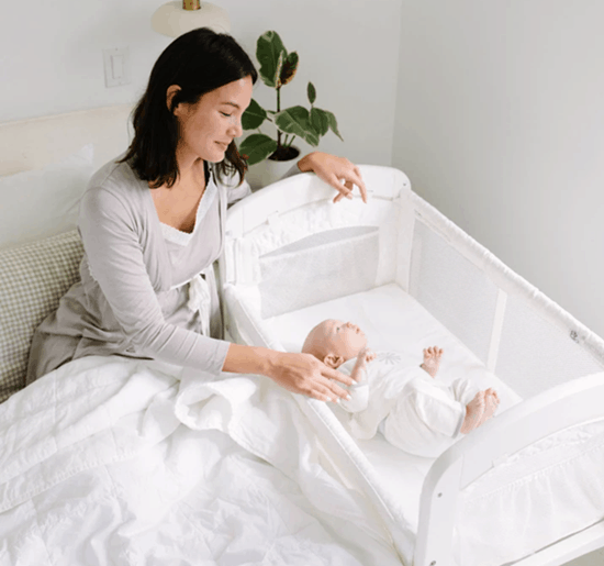 Baby in Arm's Reach Concepts Cambria Co Sleeper Bassinet