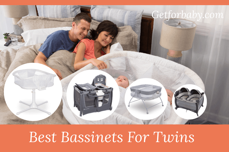 Best baby bassinets for twins