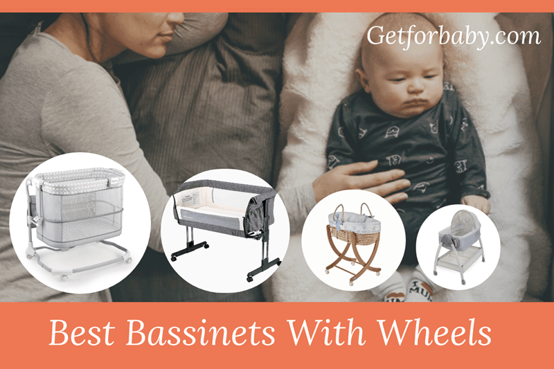 Best Bassinet With Wheels
