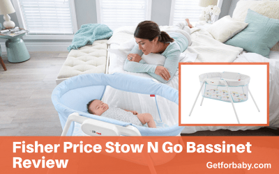 Fisher Price Stow N Go Bassinet Review [ 2020 ]