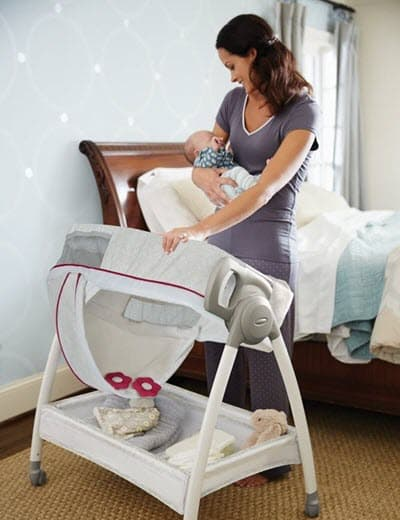 Graco Bassinet Changing Table