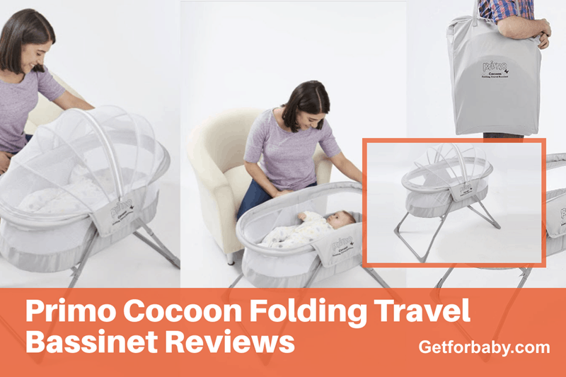 Primo Cocoon Folding Travel Bassinet Reviews