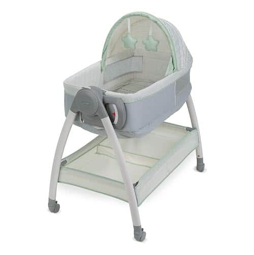 Graco Dream Suite Bassinet With Storage Underneath