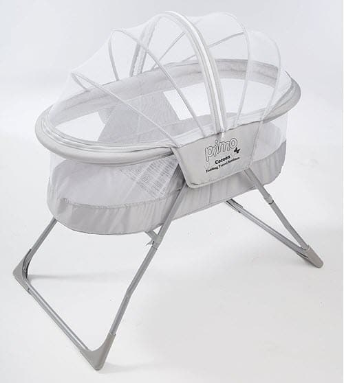 Primo Cocoon Folding Travel Bassinet