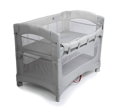 Arm's Reach Concepts Ideal Bassinet for Larger Baby