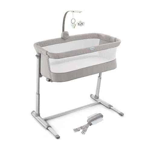 Kidsclub Baby Foldable Bedside Bassinet