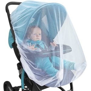 Baby Mosquito Net for Stroller, Car Seat & Bassinet