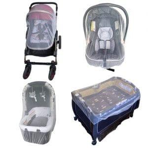 Enovoe Mosquito Net for Stroller, crib, bassinet