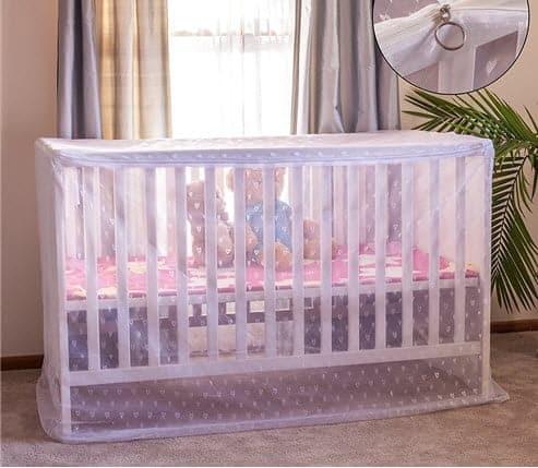 Premium Portable Baby Mosquito Crib Netting
