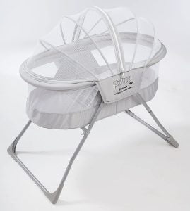 Primo Cocoon Bassinet with netting