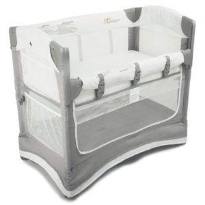 Arm's Reach Mini Ezee 3in1 co sleeper bassnet after c Section