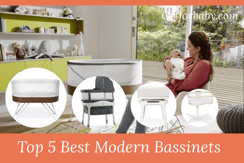 Best Modern Bassinet for baby