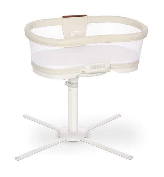 HALO Bassinet Swivel Modern Bassinet for Baby