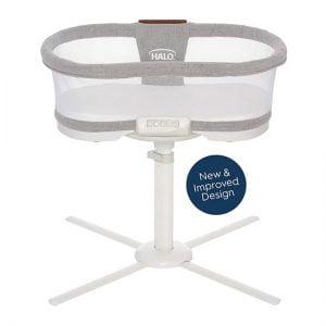 halo bassinest swivel sleeper new design for c section mom