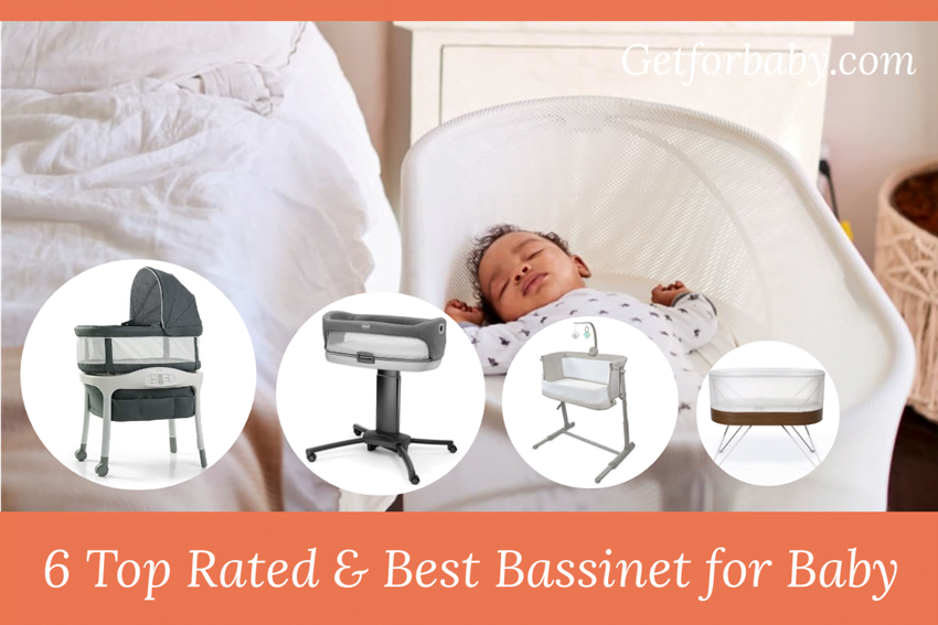 top rated and best bassinet for baby