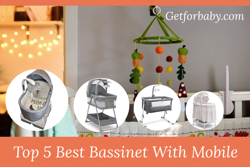 Best Baby Bassinet With Mobile