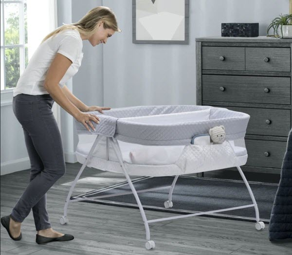 Delta Twin EZ Fold Ultra Compact Twin Baby Beds