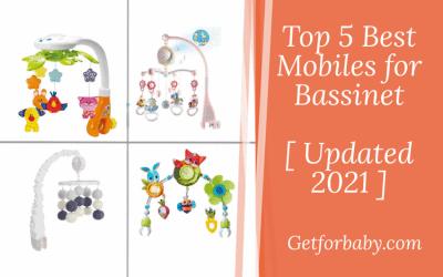 Top 5 Best Mobiles for Bassinet [ Music & Lights ]