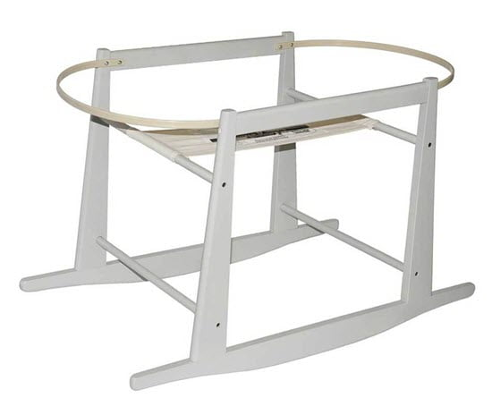 Bassinet stand and frame