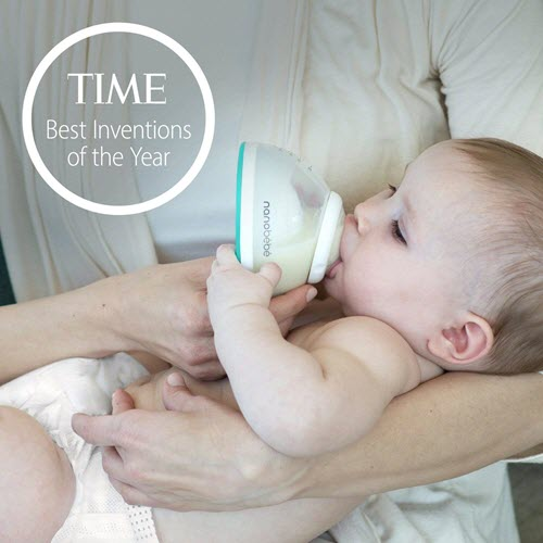 Breast Milk or Formula: We've got you covered.