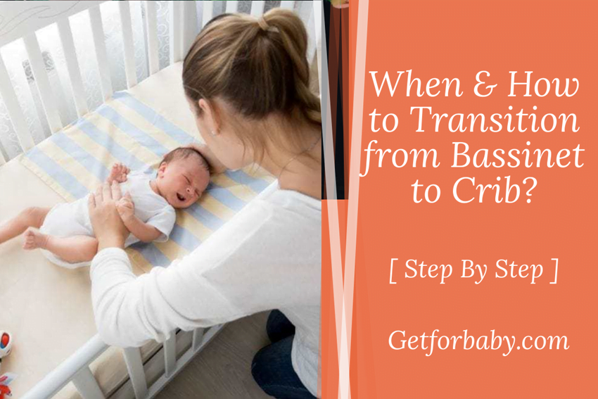 When to Move Baby from Bassinet to Crib