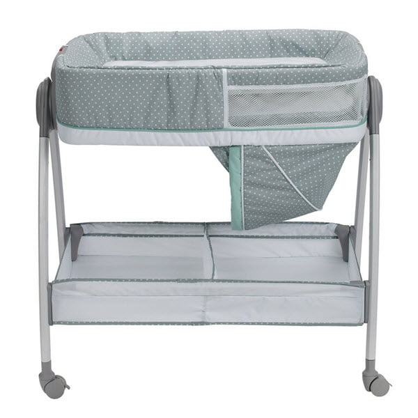 changing table of Graco Dream Suite Bassinet