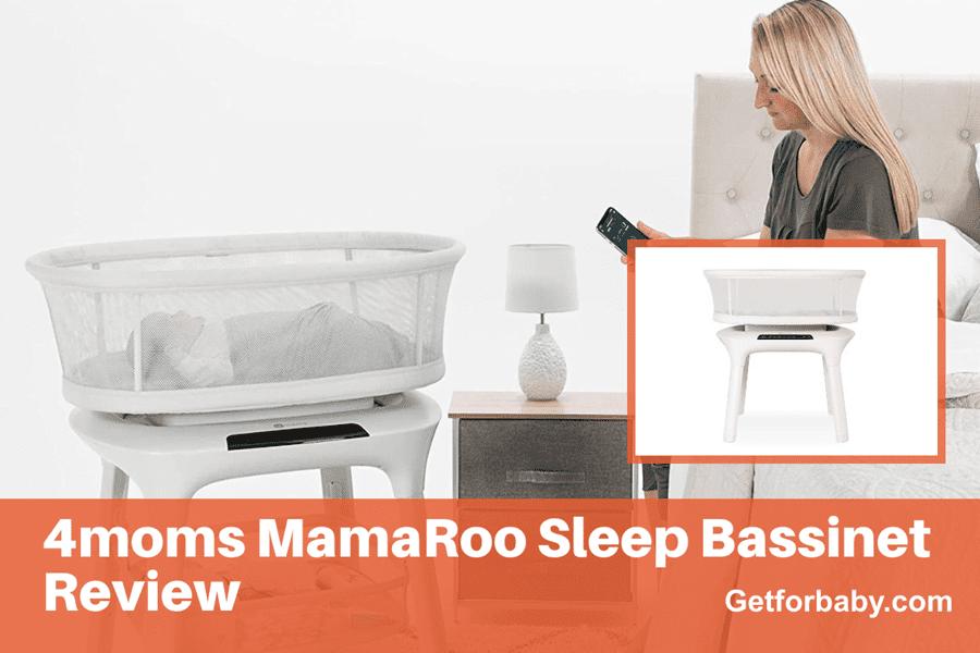 4moms mamaRoo Sleep Bassinet Review