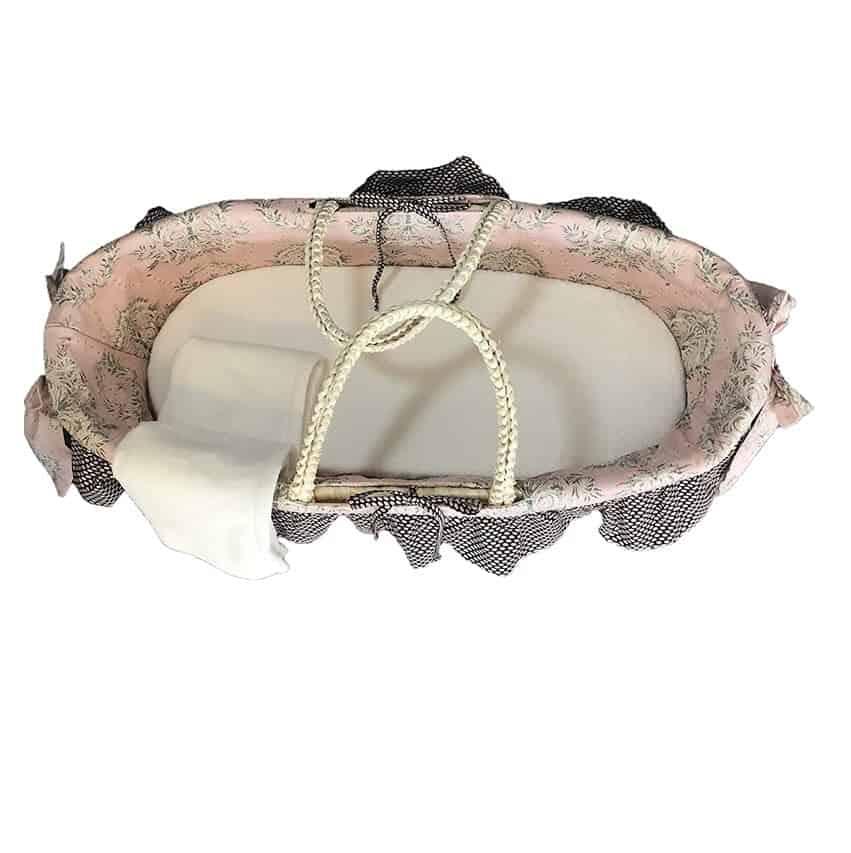 Cotton Tale Designs Moses Basket design