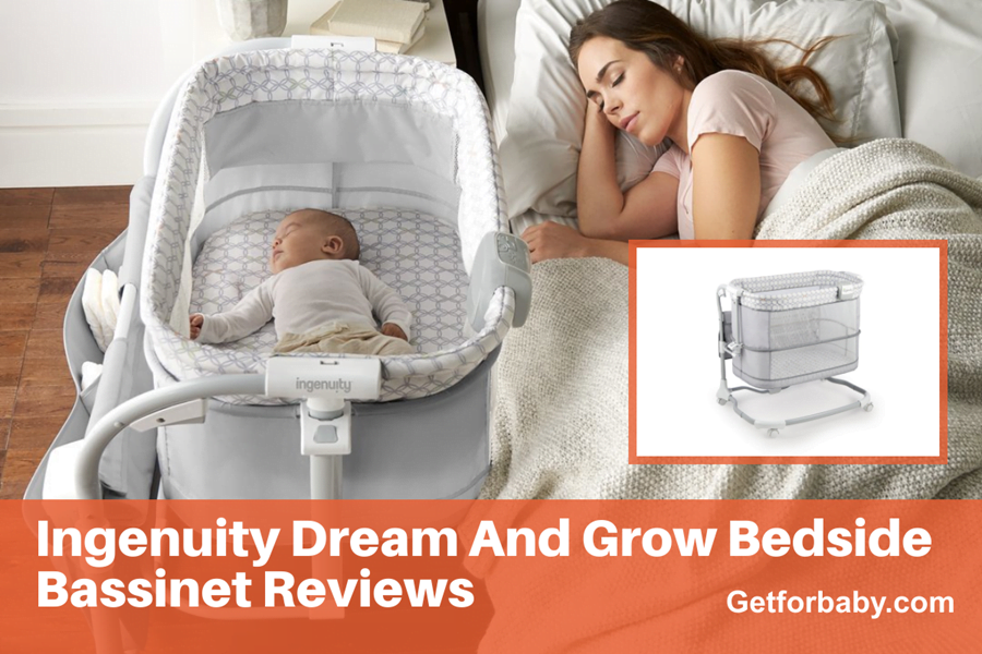 Ingenuity Dream And Grow Bedside Bassinet Reviews