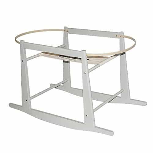 Jolly Jumper Moses Basket Rocking Bassinet Stand