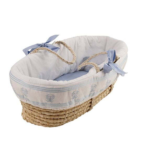 Pali Designs Isabella Moses Basket without stand